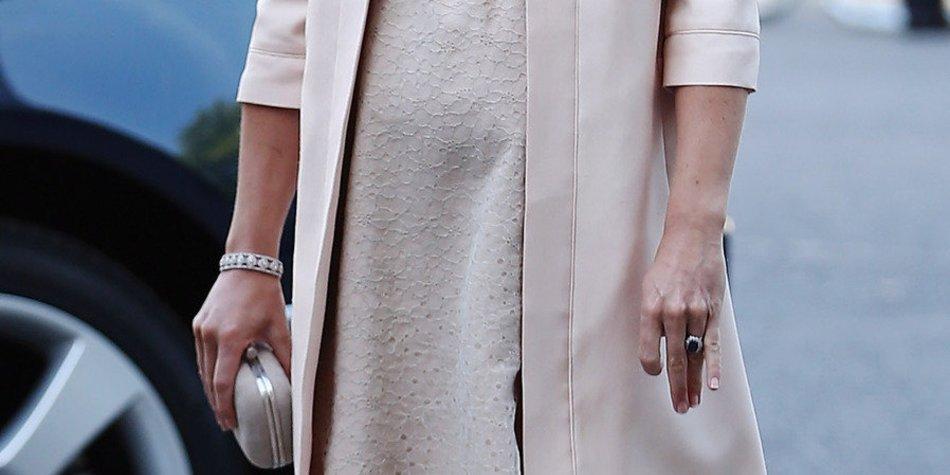 Kate Middleton: Ab nächster Woche im Mutterschaftsurlaub
