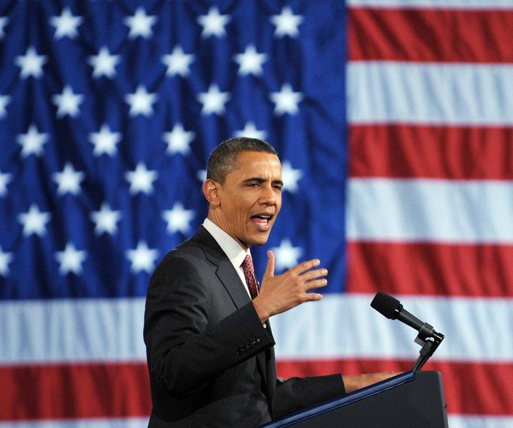 Barack Obama: 1,7 Millionen verdient!