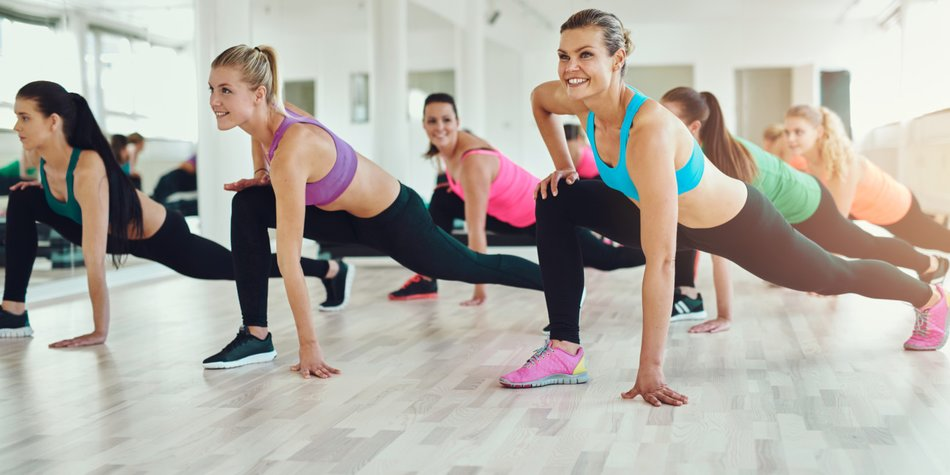 Fitness-Trends 2017