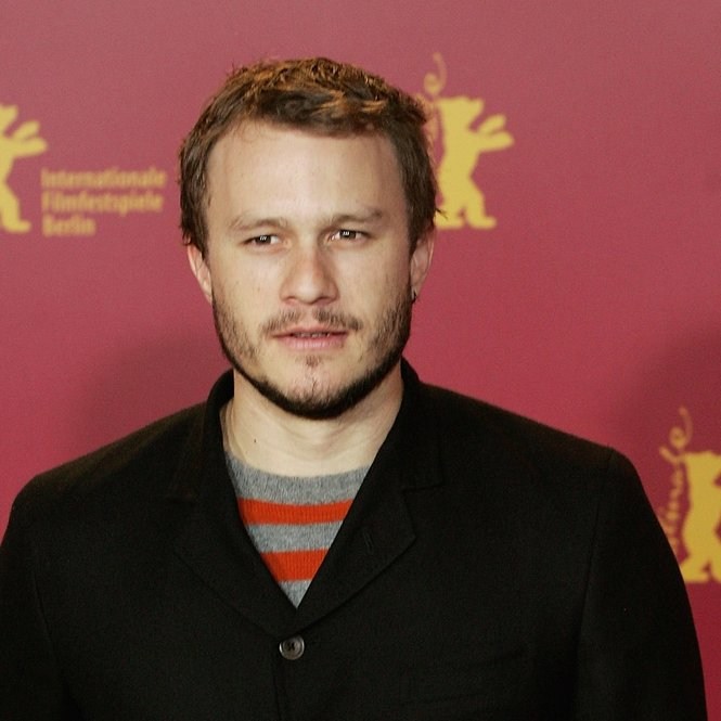 "BERLIN - FEBRUARY 15: Actor Heath Ledger attends the photocall for ""Candy"" as part of the 56th Berlin International Film Festival (Berlinale) on February 15, 2006 in Berlin, Germany. (Photo by Sean Gallup/Getty Images)"
