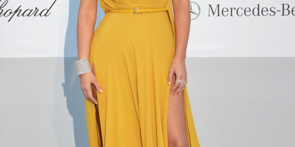 Kim Kardashian: amfAR-Gala