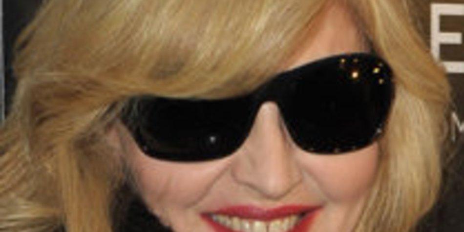 Madonna im Modefieber!