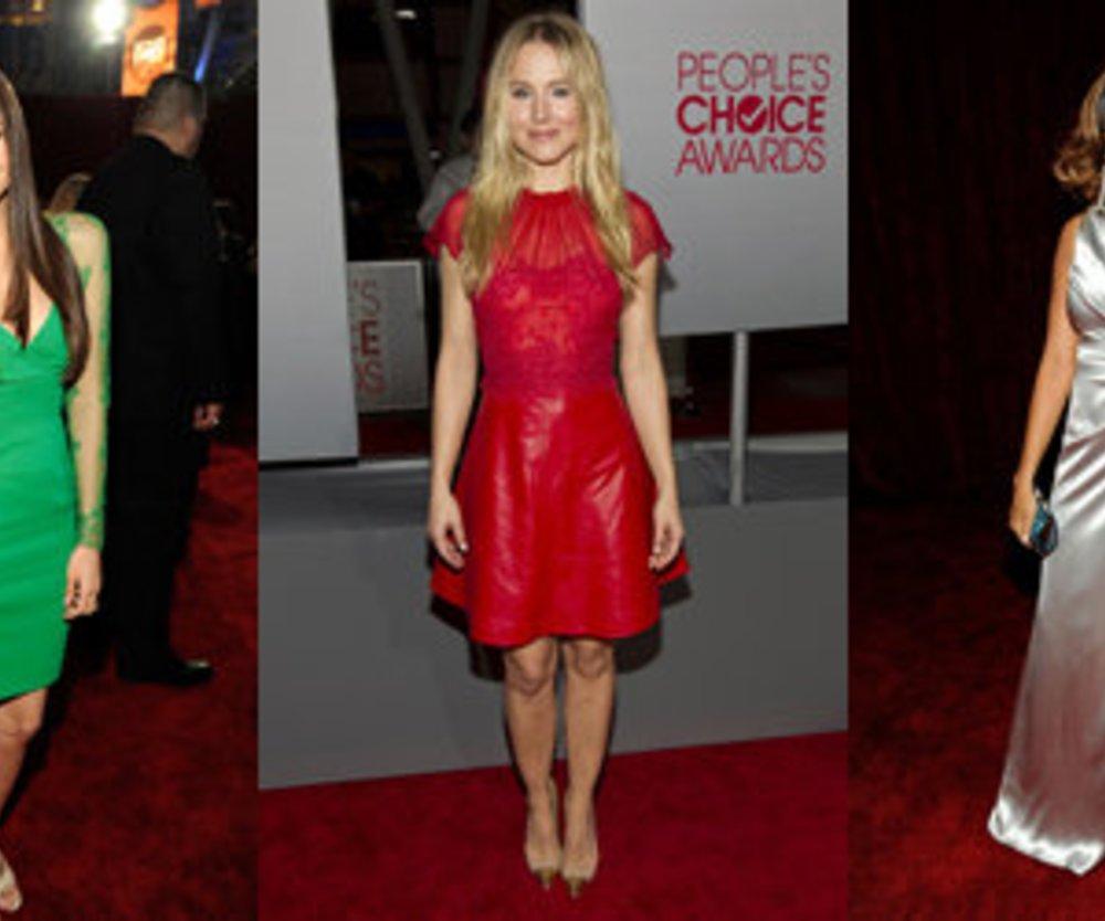 People's Choice Awards: Die Kleider