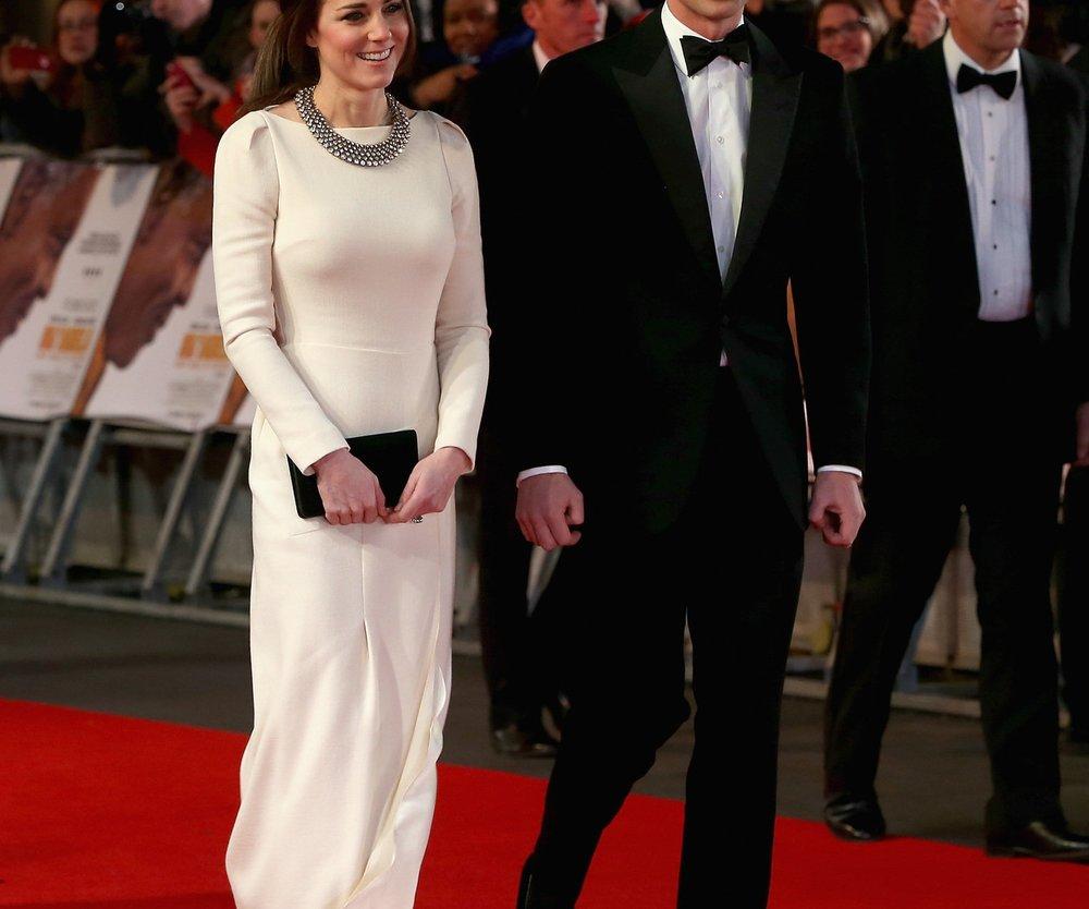 Kate Middleton bekommt Besuch aus Hollywood