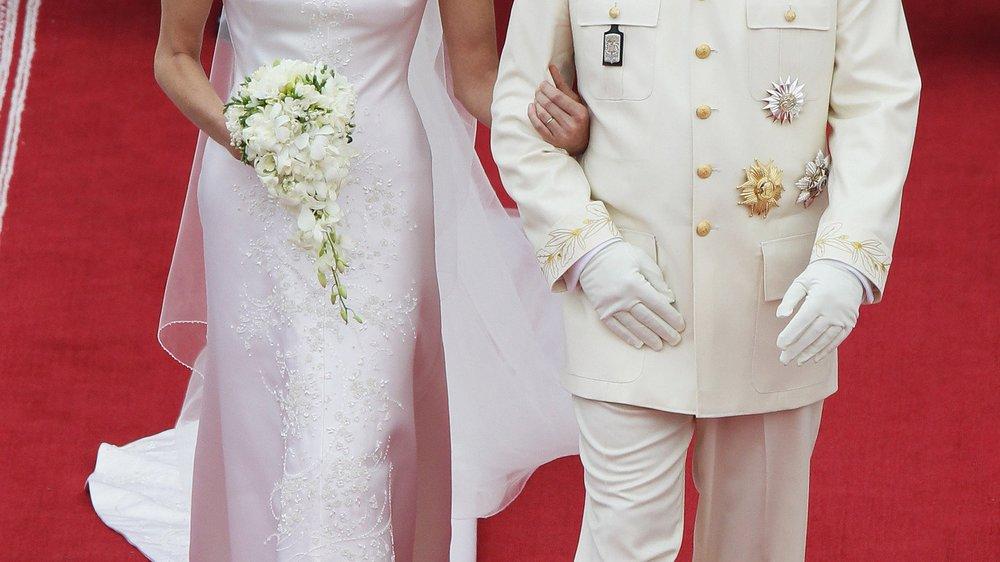 Fürst Albert und Charlene Wittstock besuchen IOC Tagung