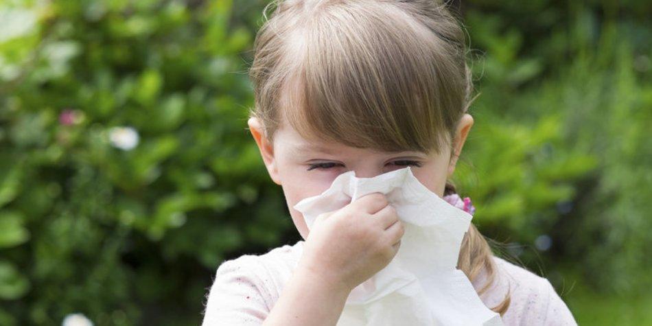 Allergien bei Kindern: Was hilft?