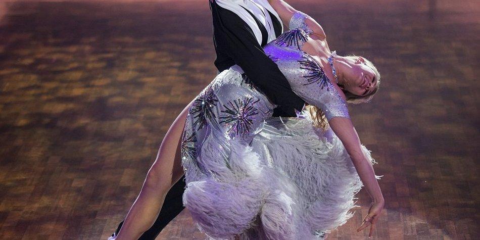 Let's Dance: Magdalena Brzeska ist Christmas Star 2013