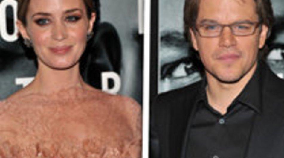 """""""Der Plan"""" mit Matt Damon im Kino"""