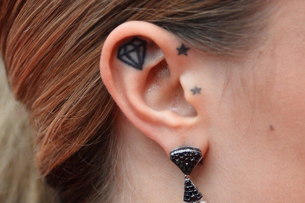Diamant Tattoo Bedeutung Und Die Schonsten