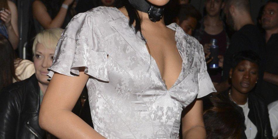 Rihanna: Besuche bei Chris Brown?