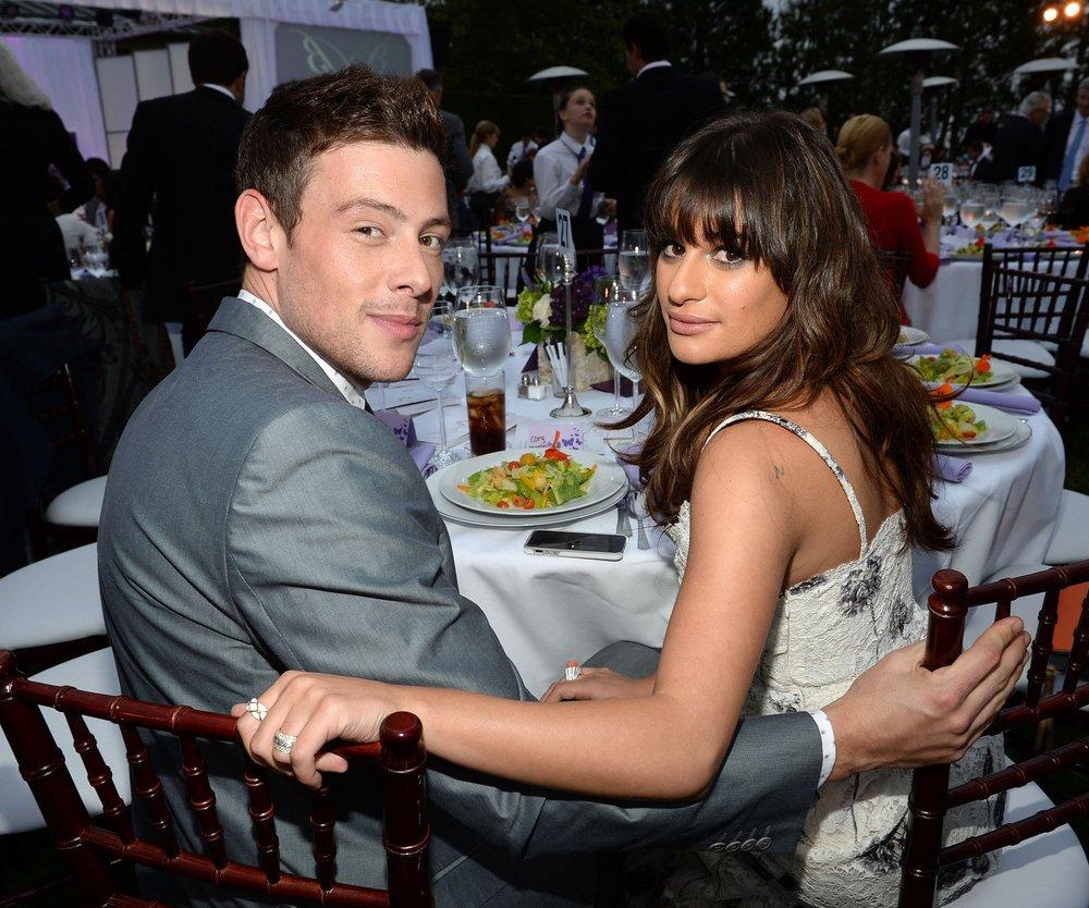 Lea Michele trauert um Cory Monteith