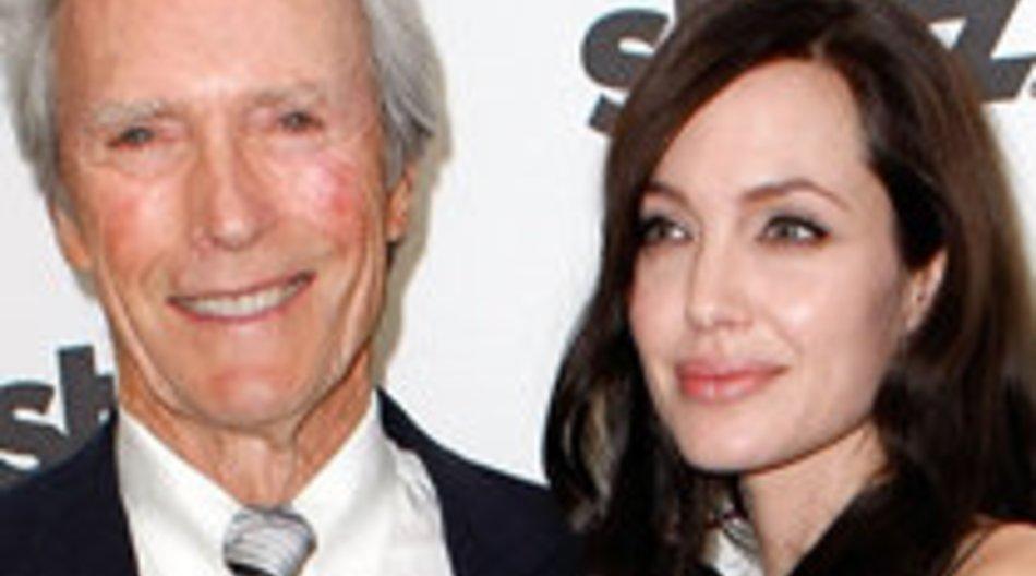 Angelina Jolie: Komplimente von Clint Eastwood