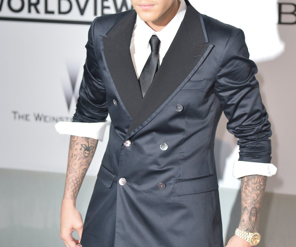 Justin Bieber: Im Studio mit Chris Brown