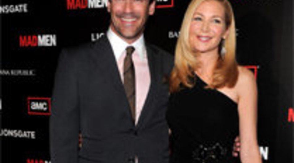 Mad Men: Jon Hamm fehlt das Heirats-Gen!
