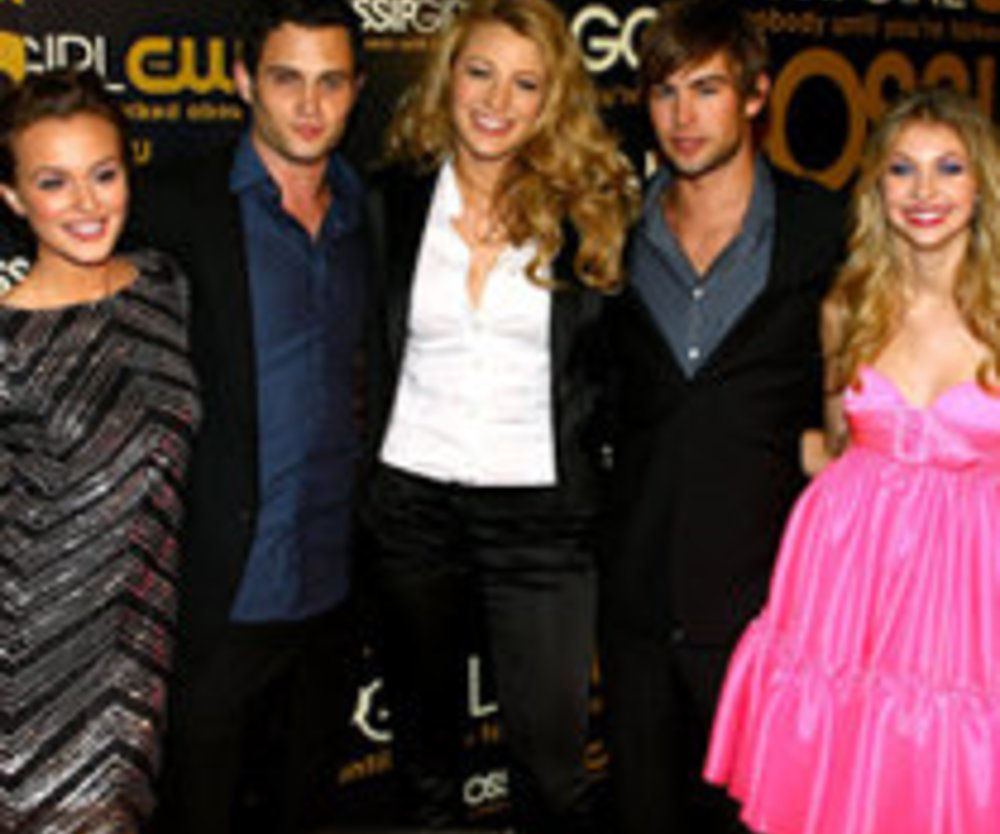 Gossip Girl: Freunde am Set