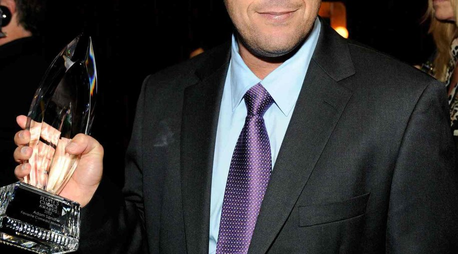 Adam Sandler ist für 11 goldene Himbeeren nominiert