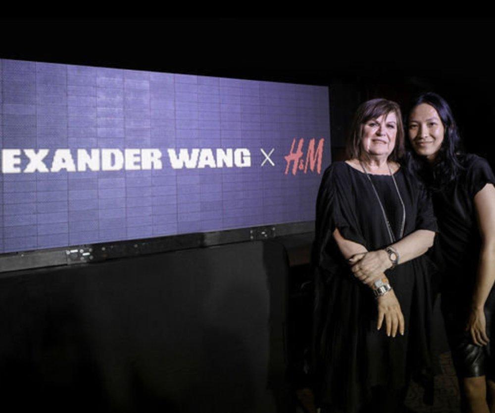 Alexander Wang designt für H&M