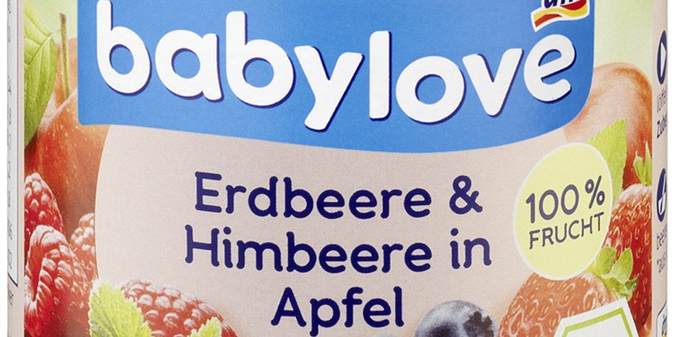 Drogeriemarkt dm ruft Babynahrung zurück - Reinigungsmittel in Gläschen gefunden