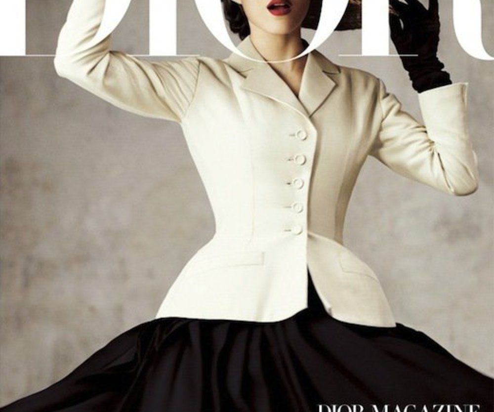 Dior: Launch des ersten eigenen Magazins