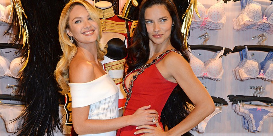 Adriana Lima, Candice Swanepoel