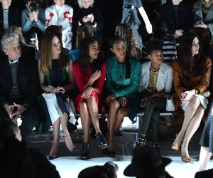 Die Frontrows bei der New York Fashion Week 2013