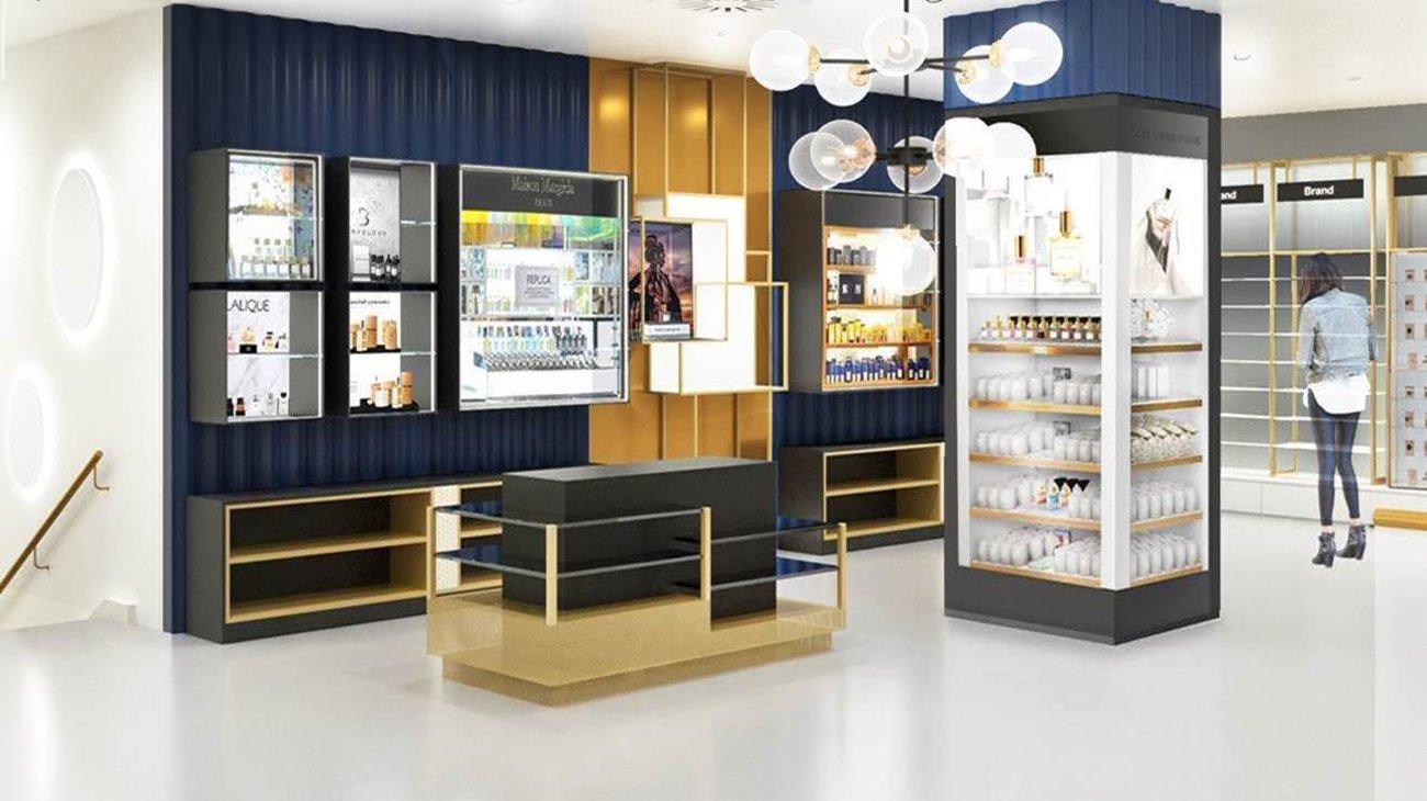 Der neue Luxury-Flagship-Store von Douglasore