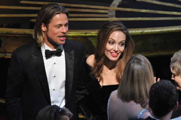 Angelina Jolie und Brad Pitt planen Party.