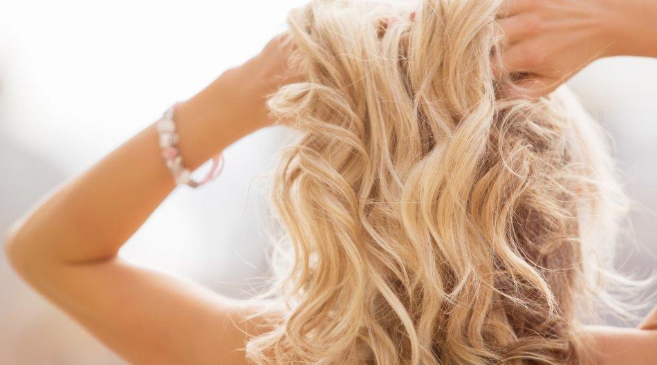 Zuckerspray Haare