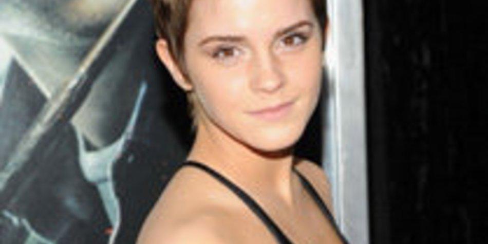 Emma Watson: Beeindruckt von Matt Damon