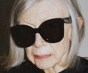 Céline wirbt mit Joan Didion
