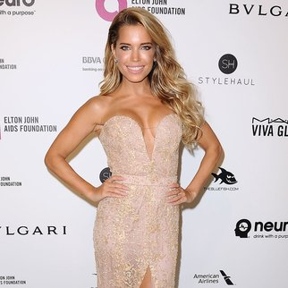 WEST HOLLYWOOD, CA - FEBRUARY 28: Sylvie Meis attends the 24th annual Elton John AIDS Foundation's Oscar viewing party on February 28, 2016 in West Hollywood, California. (Photo by Jason LaVeris/Getty Images)