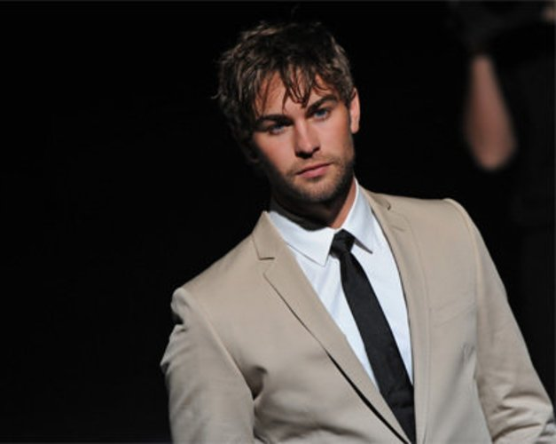 Chace Crawford bei Dolce & Gabbana
