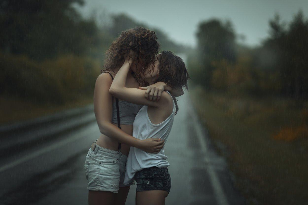 Orgasmus Lesben