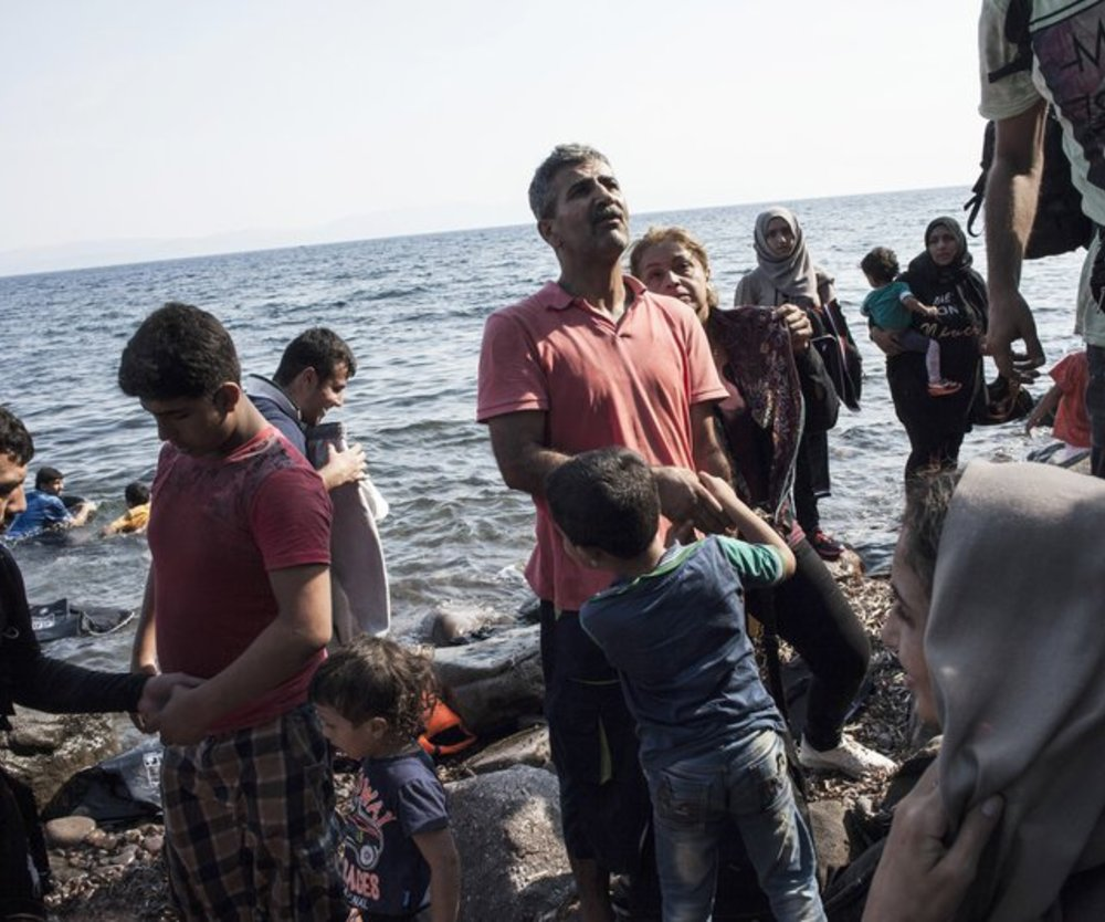 Vierjähriger liefert in Viral Video Antwort auf Flüchtlingsfrage