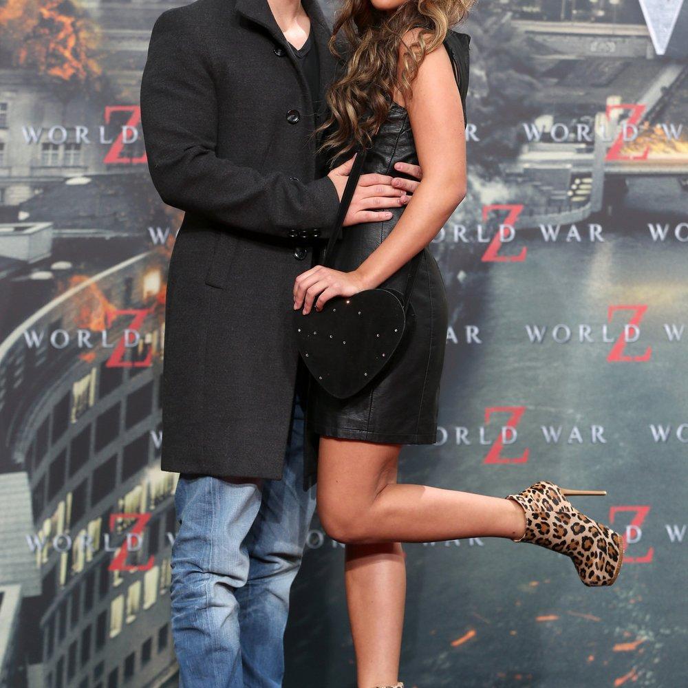 Kim Debkowski und Rocco Stark noch einmal als Paar im TV