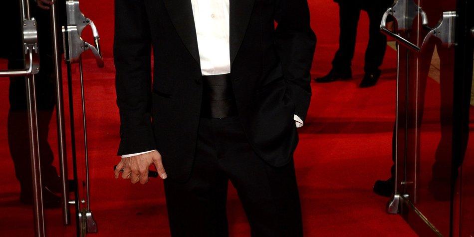 Brad Pitt ist Deutschland-Fan