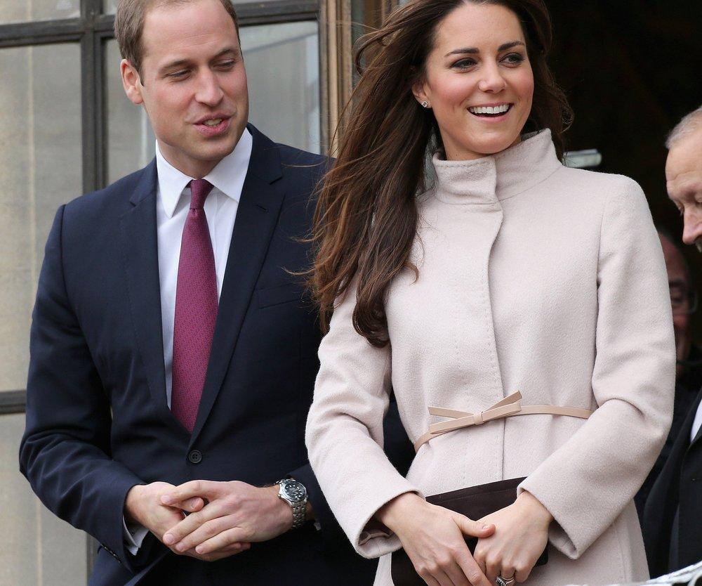 Kate Middleton und Prinz William: Putzfrau gesucht!
