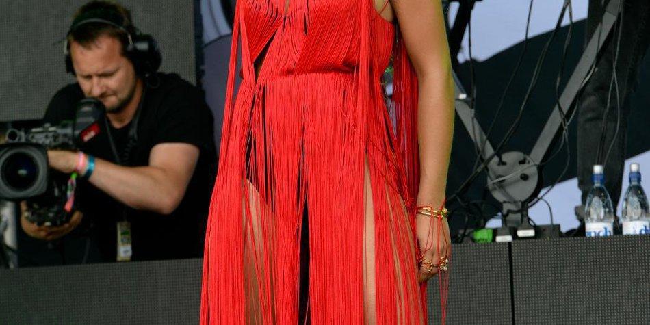 Rita Ora nimmt für den Erfolg einiges in Kauf