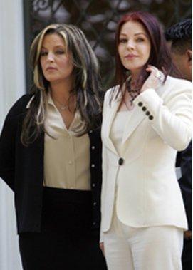 Lisa Marie Presley und ihre Mutter Priscilla!