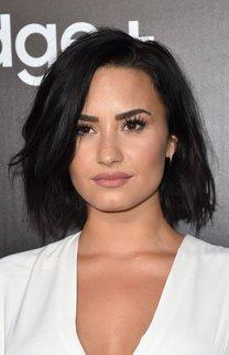 Demi Lovato: Fransiger Bob