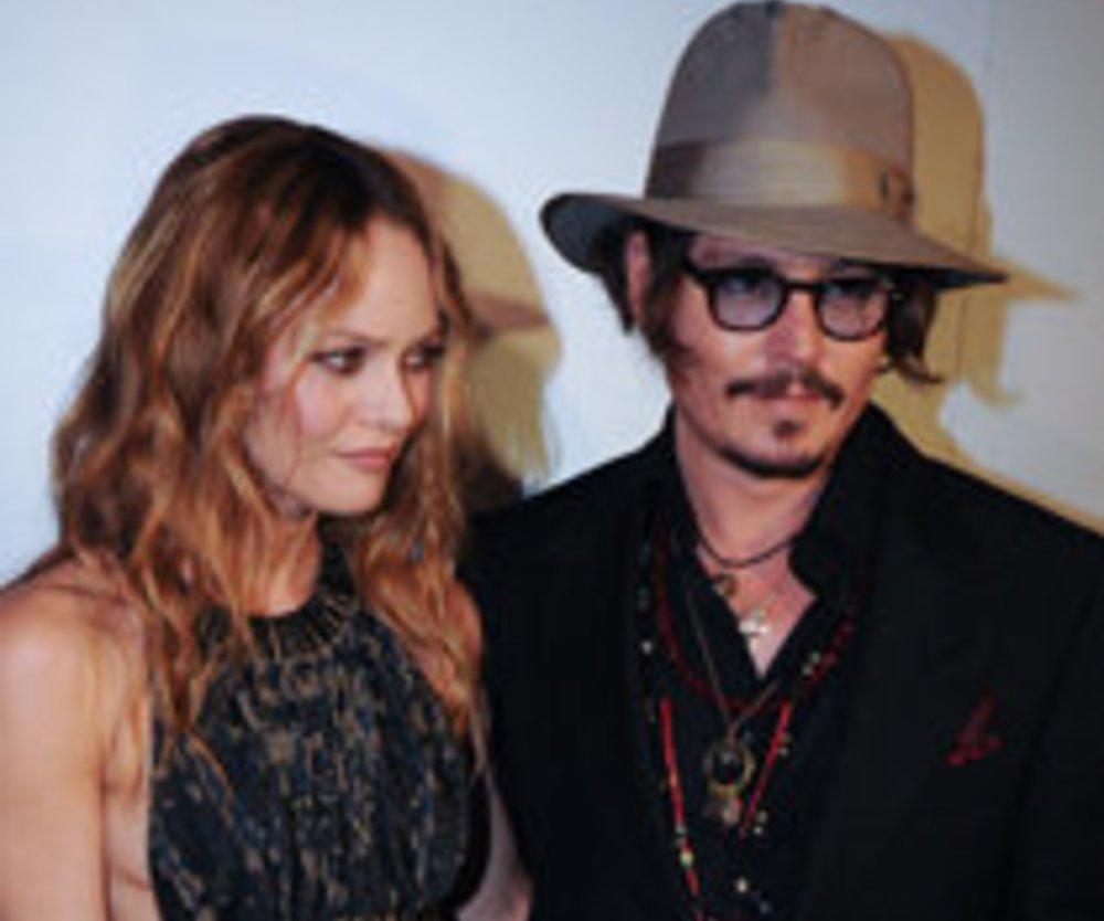 Johnny Depp braucht keinen Ring!