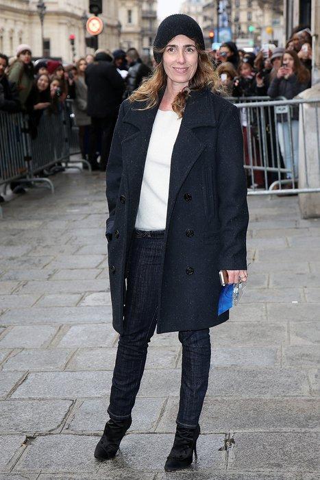 Mademoiselle Agnes in Paris