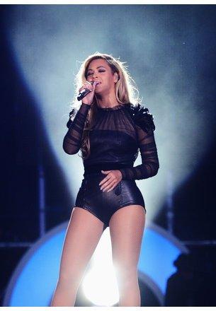 Beyonce gedachte Paul Walker