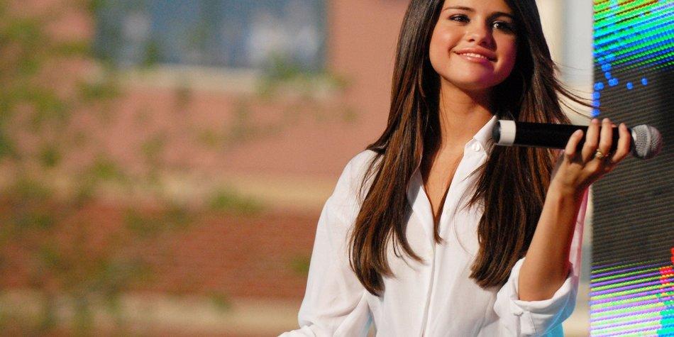 Selena Gomez ist nicht perfekt