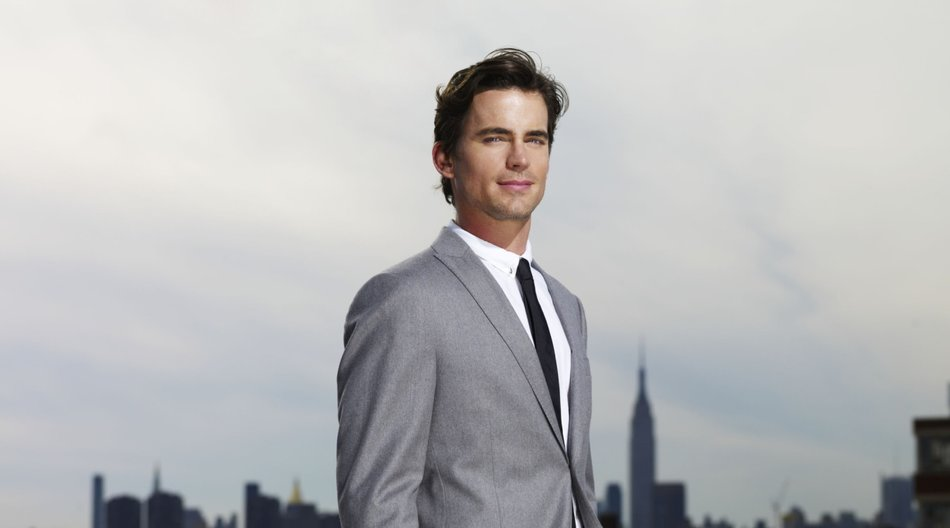 WHITE COLLAR -- Pictured: Matthew Bomer as Neal Caffrey -- USA Network Photo: Nigel Parry
