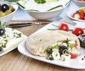 Griechische Küche versetzt Dich direkt ans Mittelmeer!