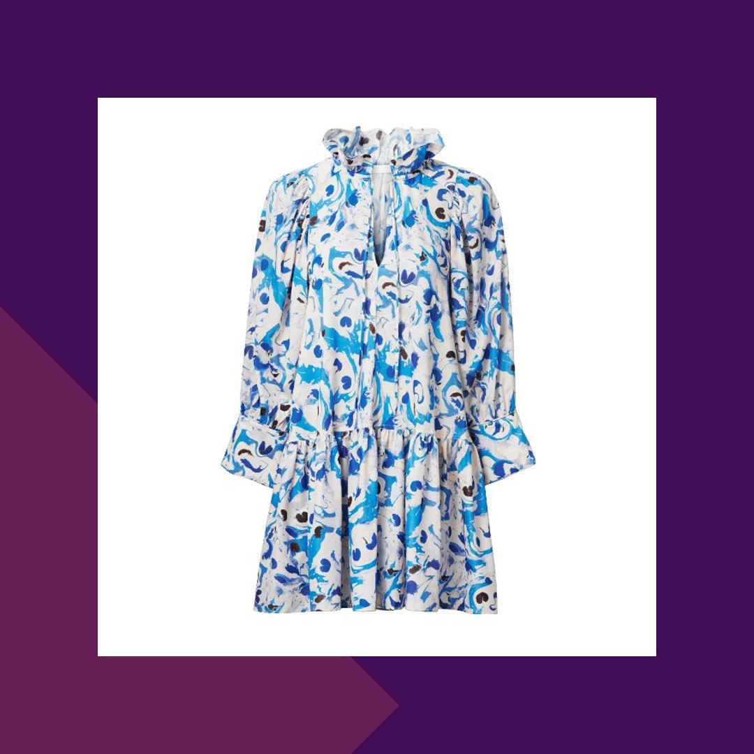 Kleid H&M Conscious Exclusive-Kollektion