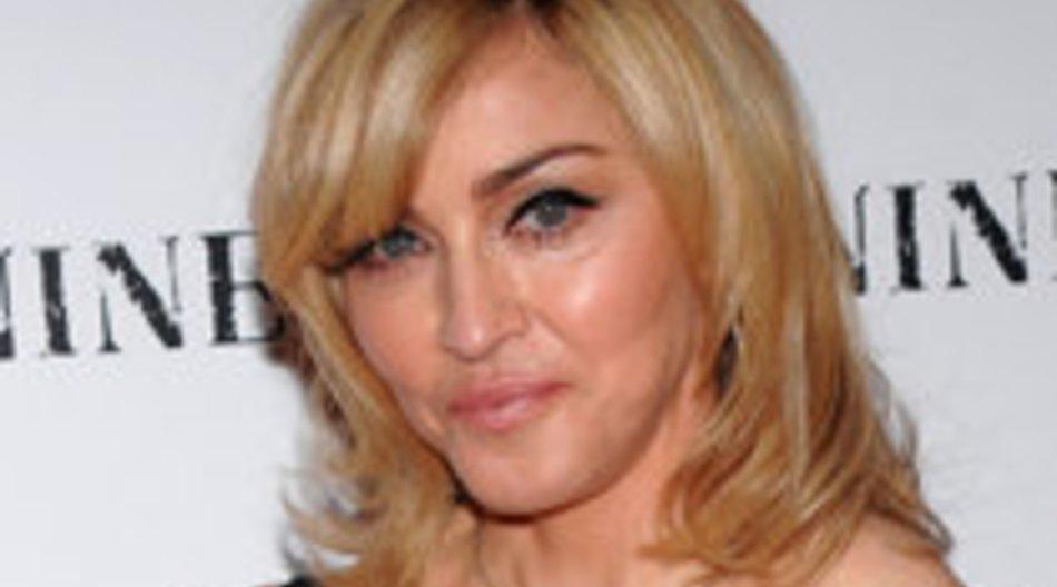Madonna zu Gast beim Karneval in Rio