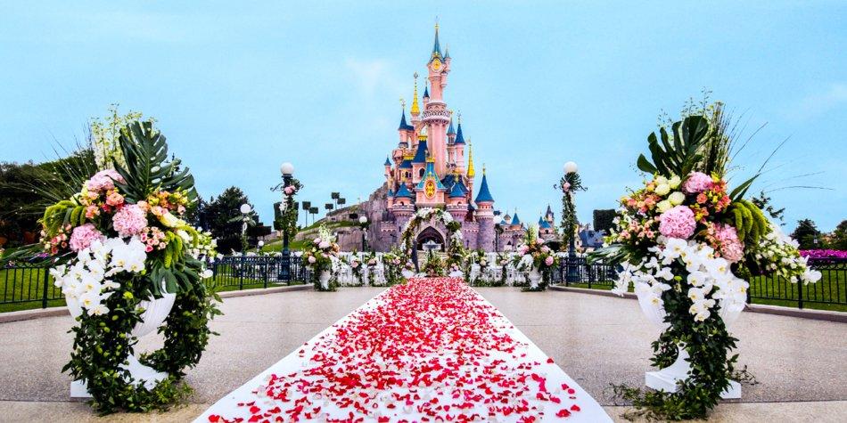 Jetzt Kannst Du Im Disneyland Paris Heiraten Desired De