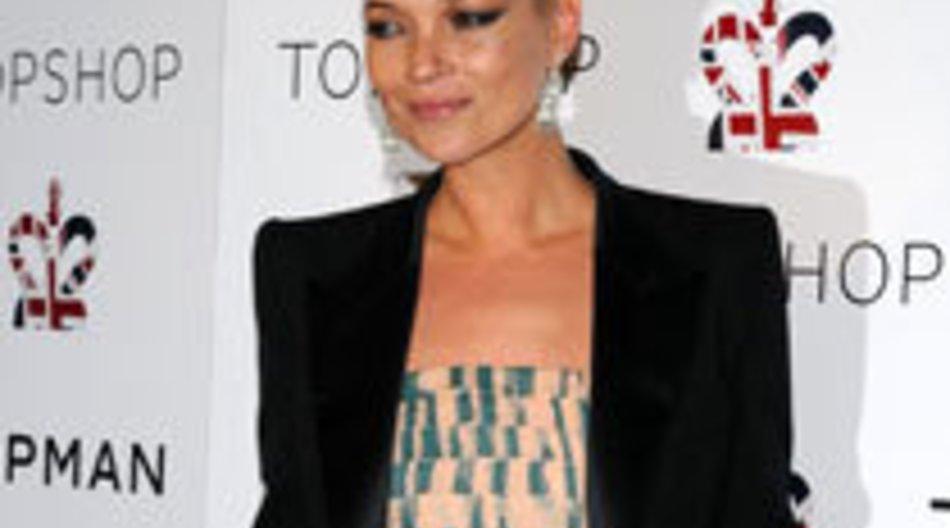 Kate Moss will auf die Bühne